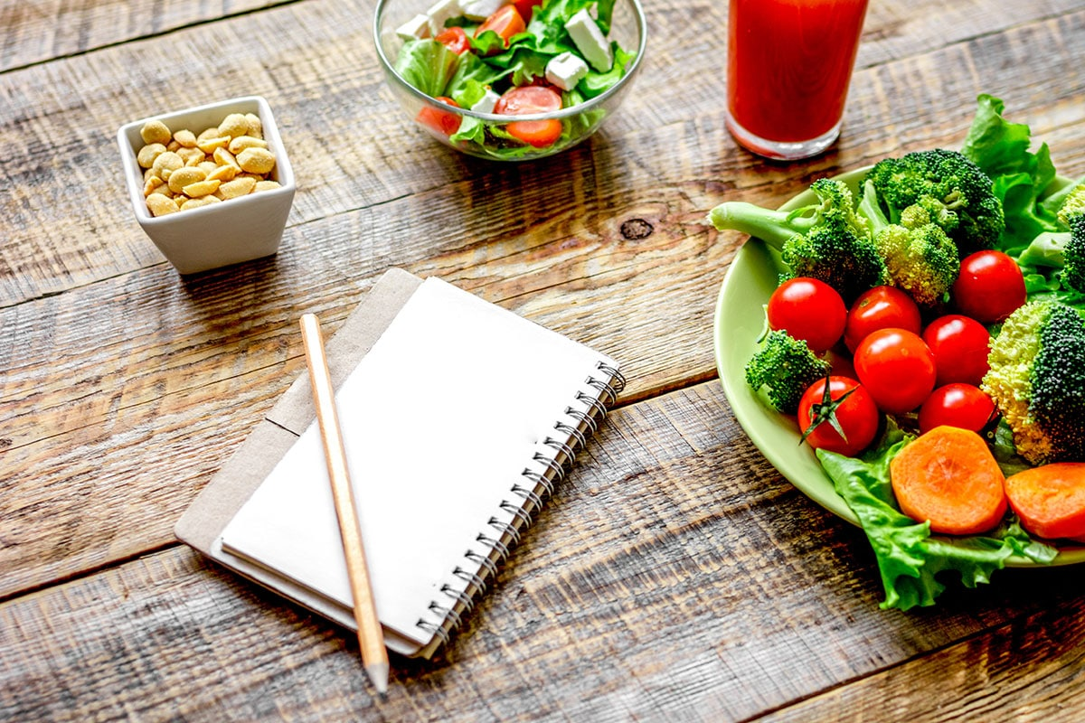 healthy eating tracking