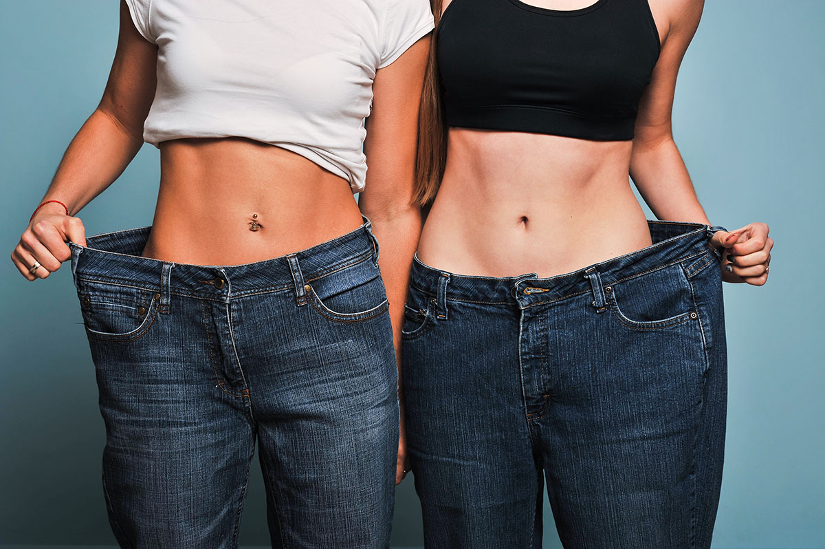 lose weight together